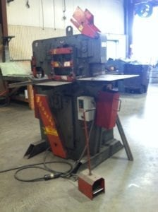 Sheetmetal Fabrication Machine